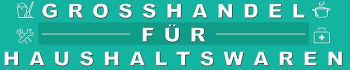 Großhandel für Haushaltswaren-Logo